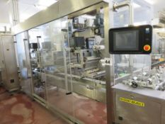 IXAPACK TWIN LANE LABELLING SYSTEM.