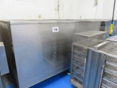 CHILLED WATER TANK.