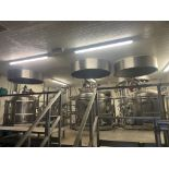 COMPLETE GIUSTI COOKING AND COOLING SYSTEM.