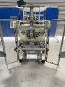 TECHNOSYS CYCLONE 300 VERTICAL FORM FILL & SEAL MACHINE.