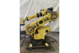 FANUC R-2000iB 165F 6-AXIS ROBOTIC ARM.