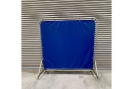 SYSPAL WASH SCREEN/PARTITION.