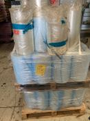 PALLET OF MIXED PACKAGING FILM.