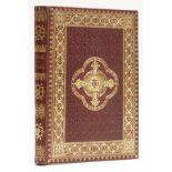 Binding.- Epistolae et Evangelia totius anni secundum Missale Romanum..., contemporary red morocco …