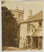 Keble Family.- Keble (Mary Caroline, wife of Rev. Thomas Keble) Photograph album, 38 albument …