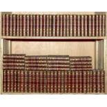 Johnson (Samuel) The Works of the English Poets, 74 vol. (of 75), Printed by John Nichols, 1790.