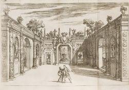 Graziani (Girolamo) Il Cromuele Tragedia, first edition, Bologna, per li Manolessi, 1671.