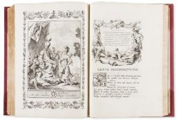 Tasso (Torquato) La Gerusalemme liberata, first edition, first issue, Venice, Giambatista …