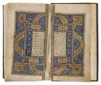Persian manuscript.- Rumi (Jalal ad-Din) Masnavi [Sufi Poetry], copied by the scribe Ahmadallah, …