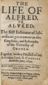 Powell (Robert) The life of Alfred, or, Alvred: the first institutor of subordinate government in …