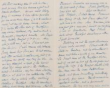 Mill (John Stuart).- Morley (John, Viscount Morley of Blackburn) c. 40 Autograph Letters signed or …