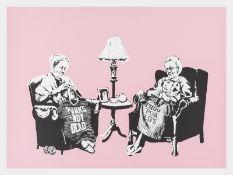 Banksy (b.1974) Grannies
