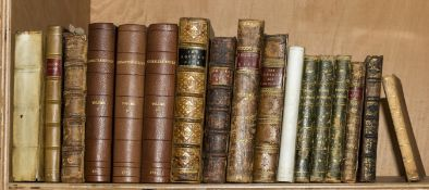 Courtesy books.- Brathwait (Richard) The English Gentleman, second edition, 1633; and 16 others, …