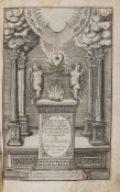 Hall (Joseph) A Recollection of Such Treatises as have bene heretofore severally published, 1621; …