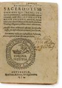 Monterocherio (Guido de) Enchiridion sacerdotum nunc sublatis mendis docti cujusdam theologi …