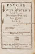 Beaumont (Joseph) Psyche: or Loves Mysterie in XX. Canto's: Displaying the Intercourse betwixt …