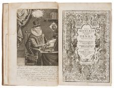 Bacon (Sir Francis) The Historie of the Reigne of King Henry the Seventh, 1641.