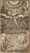 Plague.- Wither (George) Britain's remembrancer containing a narration of the plague lately past; …