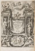Ovid. Ovid's Metamorphosis Englished, mythologiz'd, and represented in figures, translated by …