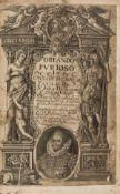 Ariosto (Lodovico) Orlando furioso in English heroical verse. By Sr Iohn Harington of Bathe …