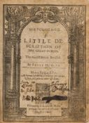 Heylyn (Peter) Mikrokosmos: A Little Description of the Great World, third edition, 1627.
