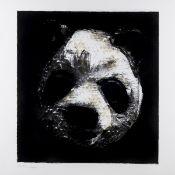 Charming Baker (b.1964) Flocked Panda #72
