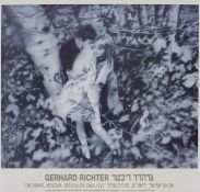 Gerhard Richter (b.1932) A collection of exhibition posters