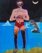 Peter Doig (b.1959) The Bather