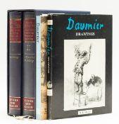 French Art.- Maison (K.E.) Honoré Daumier: Catalogue Raisonné of the Paintings, Watercolours and …