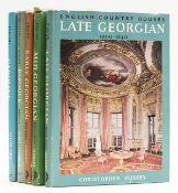 Architecture.- Hill (Oliver) John Cornforth, James Lees-Milne & Christopher Hussey. English …