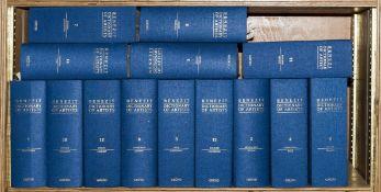 Benezit (Emmanuel) Dictionary of Artists, 14 vol., Paris, 2006.