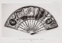 Fans.- Sotheby, Wilkinson & Hodge. Catalogue of the Cabinet of Old Fans, the Property of Mr. …