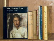 Scottish Art.- Bury (Adrian) Joseph Crawhall: The Man & the Artist, limited edition, 1958 & others …
