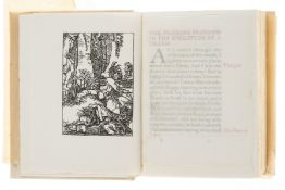 Essex House Press.- Bunyan (John) The Pilgrims Progress..., one of 750 copies, original vellum, …