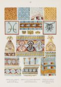 Ornament.- Bossert (H. Th.) Ornament, 1924 & others (3)