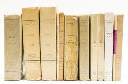 "[Brontë (Charlotte)] ""Currer Bell"". Shirley et Agnès, 2 parts in 1 vol., Paris, 1859; and others …"