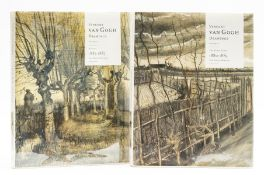 Heugten (Sjraar van) Vincent van Gogh Drawings, vol. 1 & 2 only, 1996.