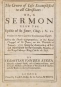 Eyken (Sebastian Vander) The Crown of Life Exemplified to all Christians: or, a Sermon upon the …
