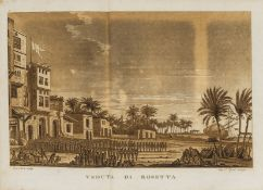Middle East.- Richardson (Robert) Travels along the Mediterranean, and Parts Adjacent ... …