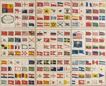 Laurie (Richard H., publisher) The Maritime Flags of All Nations, 1845.