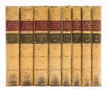 Trees.- Loudon (John Claudius) Arboretum et Fruticetum Britannicum, 8 vol., second edition, …