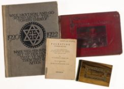 Jerusalem Ashbee C R Jerusalem 19201922 1924 and 3 others Jerusalem 4