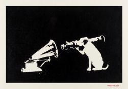 Banksy (b.1974) HMV (DN)
