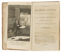 Ripley (James) Select original letters on various subjects, first edition, Printed for the Author, …
