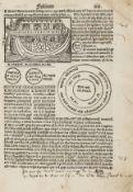 World chronicle.- Rolewinck (Werner) Fasciculus temporum, [Paris], [Jean Petit], [1512].