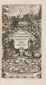 Elzevier.- Plinius Secundus (Gaius) Historiae naturalis libri XXXVII, 3 vol., Leiden, Elzevier, …