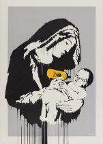 Banksy (b.1974) Toxic Mary