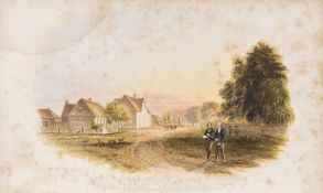 Africa.- Moffat (Robert) Missionary Labours and Scenes in Southern Africa, first edition, 1842.