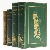 Africa.- Baker (Sir Samuel White) Ismailïa: a Narrative of the Expedition to Central Africa for …