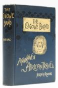 Africa.- Reading (Joseph H.) The Ogowe Band: A Narrative of African Travel, first edition, …
